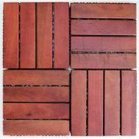 Venda de deck de madeira