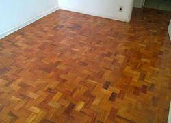 piso taco madeira restauração