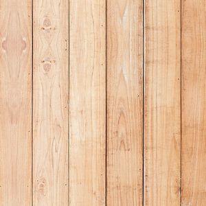 piso e rodapé de madeira