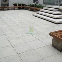 Placas de cimento piso